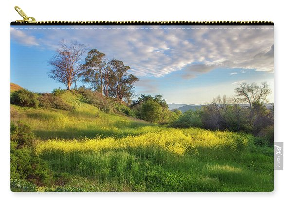 Eagle Grove At Lake Casitas In Ventura County, California Carry-all Pouch