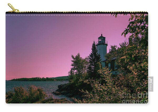 Eagle Harbor Fading Light Carry-all Pouch