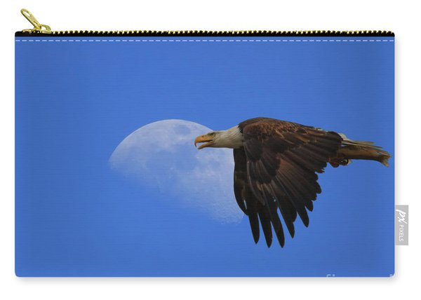 Eagle Moon Carry-all Pouch