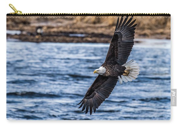 Eagle Swooping Carry-all Pouch
