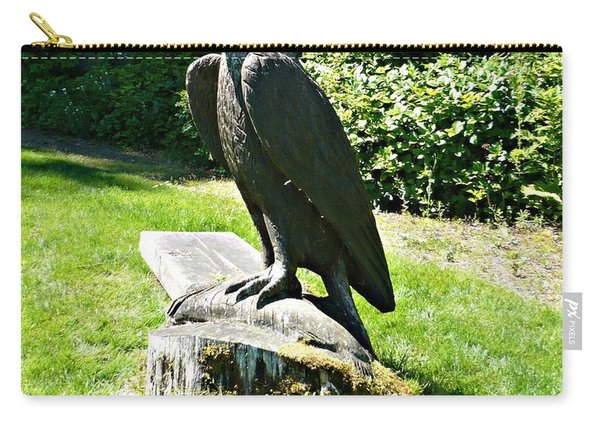 Eagle Totem Carry-all Pouch