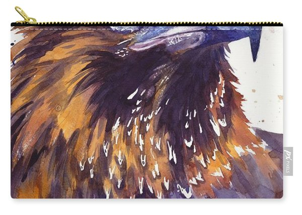 Eagle's Head Carry-all Pouch