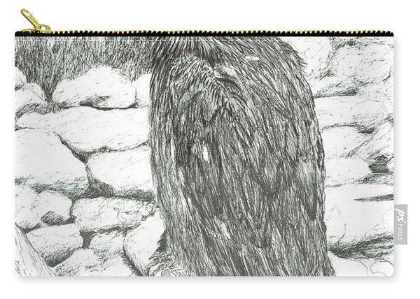 Eagles Of The Highlands Carry-all Pouch
