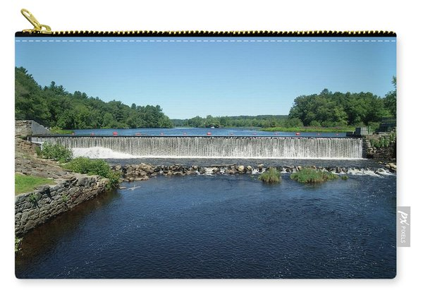 Eagleville Dam, Connecticut  Carry-all Pouch