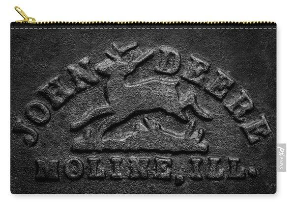 Early John Deere Emblem Carry-all Pouch