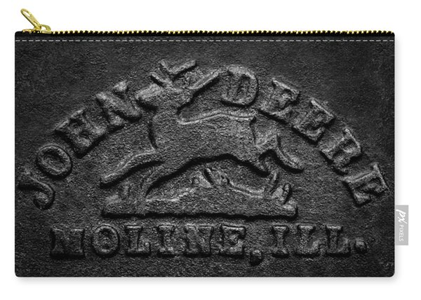 Early John Deere Emblem Carry-all Pouch