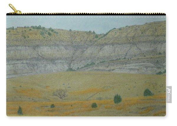 Early May On The Western Edge Carry-all Pouch