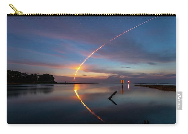 Early Morning Launch Carry-all Pouch
