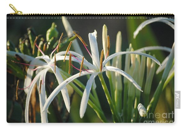 Early Morning Lily Carry-all Pouch