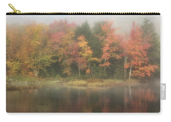 Moose River Reflections Carry-all Pouch
