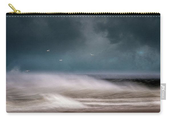 Early Spring At Nauset Beach Carry-all Pouch