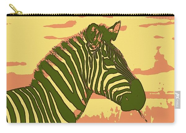 Earned Stripes Carry-all Pouch