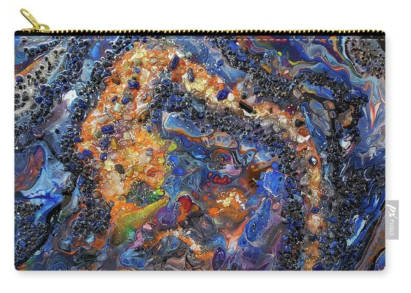 Earth Gems #18w01 Carry-all Pouch
