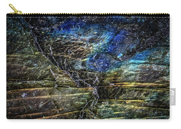 Earth Portrait 01-18 Carry-all Pouch