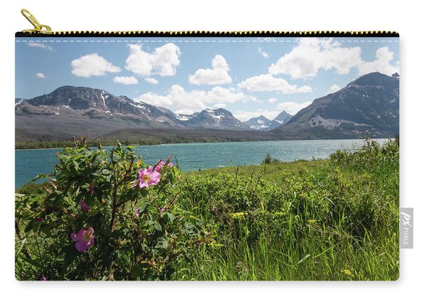East Glacier National Park Carry-all Pouch