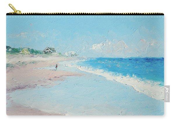 East Hampton Beach Carry-all Pouch