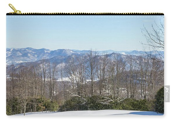 Easterly Winter View Carry-all Pouch