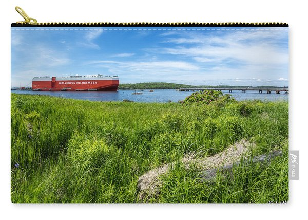 Eastern Passage Carry-all Pouch