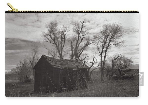 Eastern Sierra Entropy Carry-all Pouch