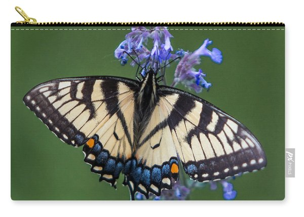 Eastern Tiger Swallowtail Wingspan Carry-all Pouch