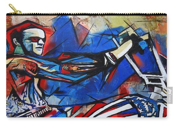 Easy Rider Captain America Carry-all Pouch