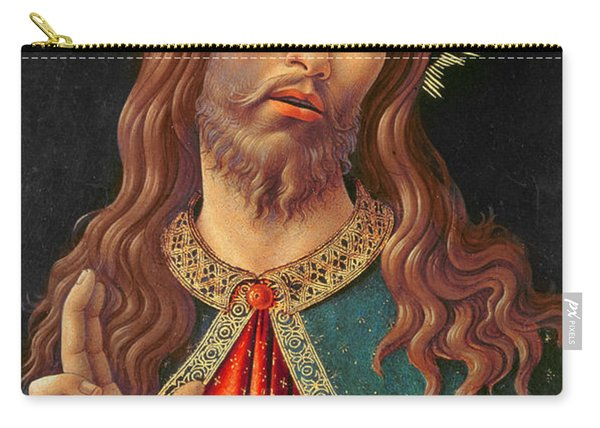 Ecce Homo Or The Redeemer Carry-all Pouch