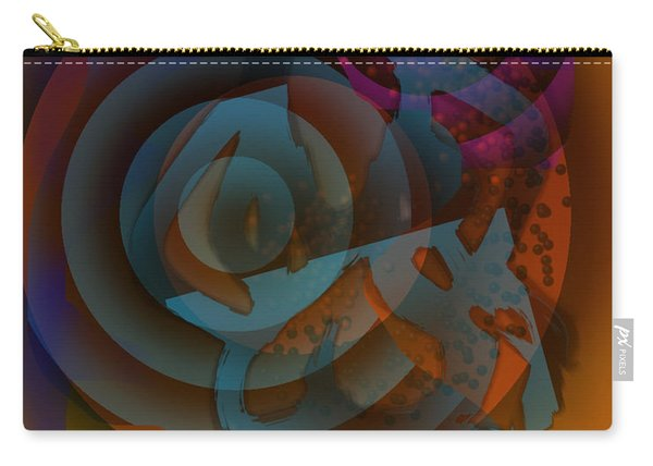 Eclectic Soul Zone Carry-all Pouch