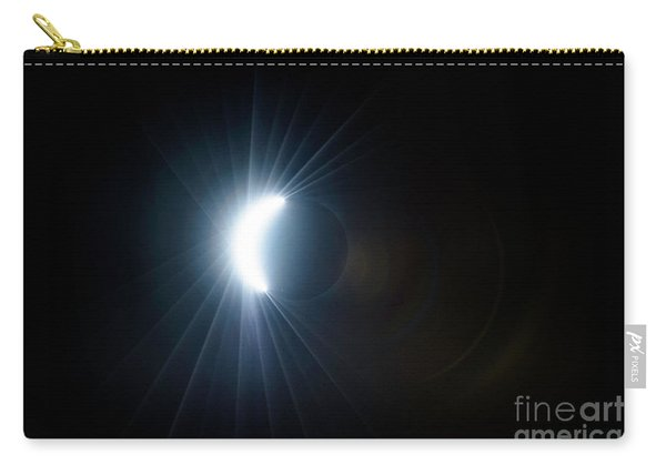 Eclipse Before Totality Carry-all Pouch