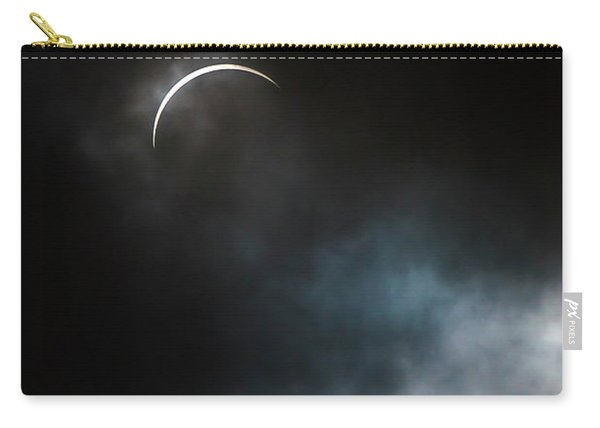 Eclipsed Crescent Iv Carry-all Pouch