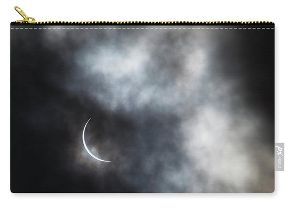 Eclipsed Crescent II Carry-all Pouch