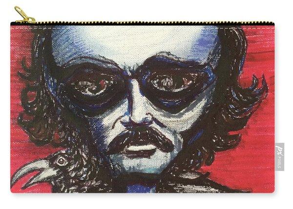 Edgar Alien Poe Carry-all Pouch