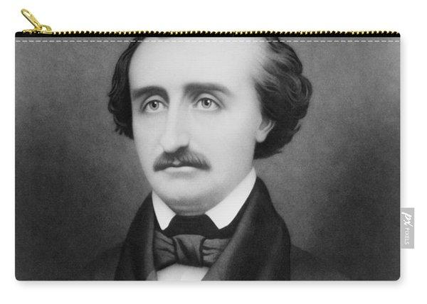 Edgar Allan Poe Portrait Carry-all Pouch