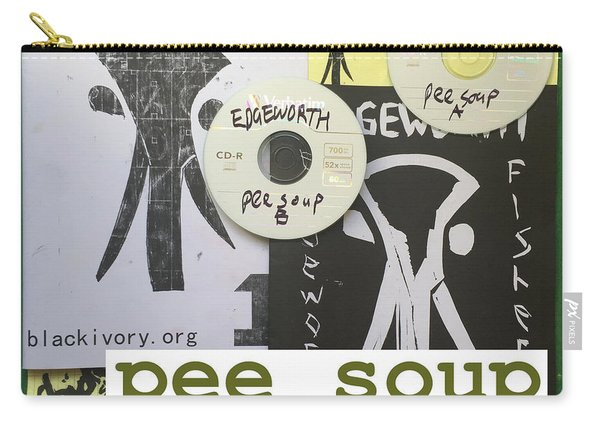 Edgeworth Pee Soup Album Cover Design Carry-all Pouch