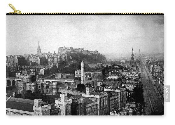 Edinburgh From Calton Carry-all Pouch