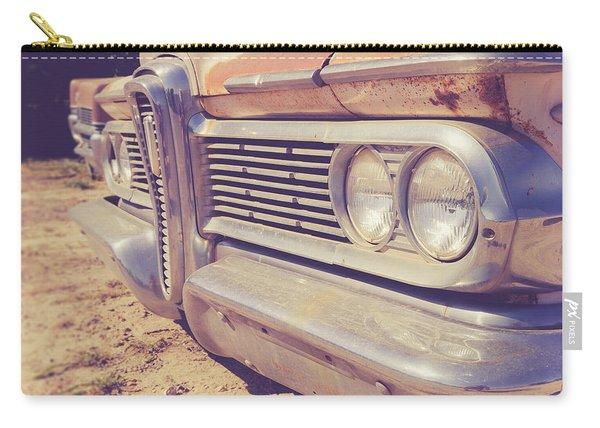 Edsel Ranger Vintage Junkyard Car Utah Carry-all Pouch