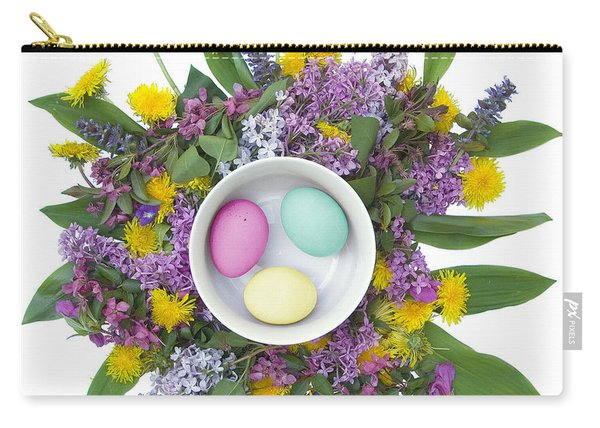 Eggs In A Bowl Carry-all Pouch
