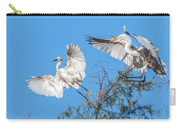 Egrets 4460-090314-2cr Gwr Carry-all Pouch