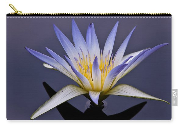 Egyptian Lotus Carry-all Pouch