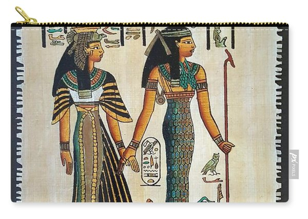 Egyptian Papyrus Carry-all Pouch