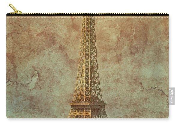 Paris, France - Eiffel Tower Carry-all Pouch