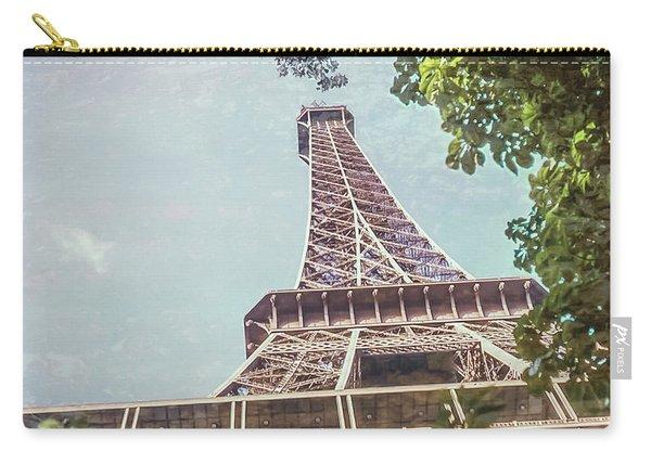 Eiffel Tower, Paris, France Carry-all Pouch