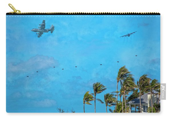 Eight Drop Florida Keys Carry-all Pouch