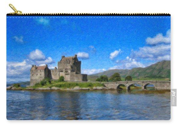 Eilean Donan Castle - Sct671252 Carry-all Pouch