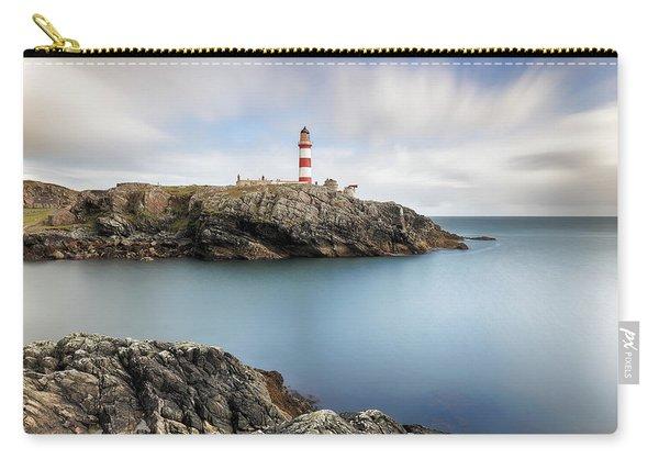 Eilean Glas Lighthouse Scotland Carry-all Pouch