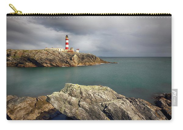 Eilean Glas Lighthouse, Western Isles. Carry-all Pouch