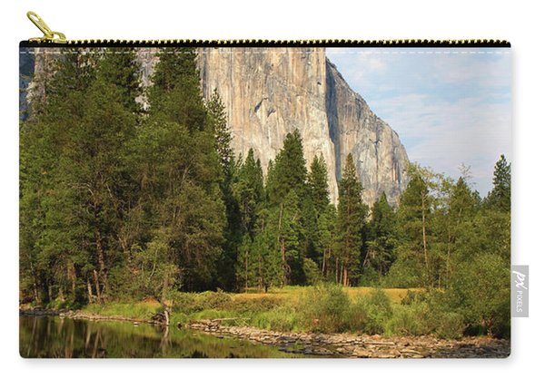 El Capitan Yosemite National Park California Carry-all Pouch