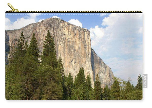 El Capitan Yosemite National Park California Carry-all Pouch
