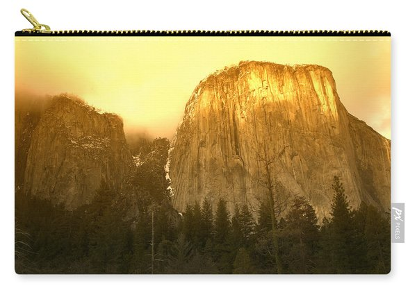 El Capitan Yosemite Valley Carry-all Pouch