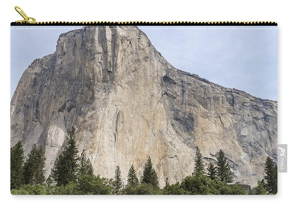El Capitan Yosemite Valley Yosemite National Park Carry-all Pouch