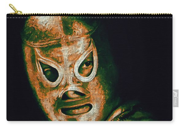 El Santo The Masked Wrestler 20130218 Carry-all Pouch